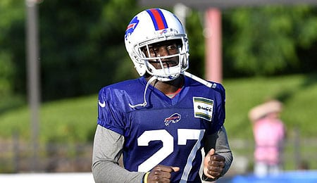 Tre'Davious White played the hero for the Buffalo Bills.
