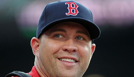 Brian Johnson has pitched well for the Boston Red Sox.