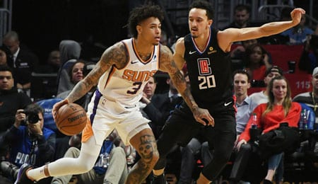 Landry Shamet has come into his own for the Los Angeles Clippers.