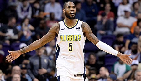 Will Barton needs to be consistent to give the Denver Nuggets a chance.