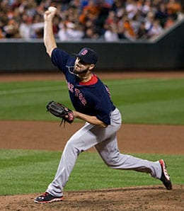 Brandon Workman is dominating for the Boston Red Sox.