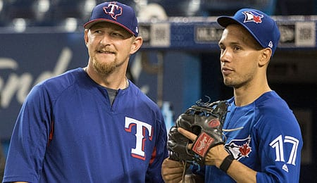 Austin Bibens-Dirkx could get another crack with the Texas Rangers.