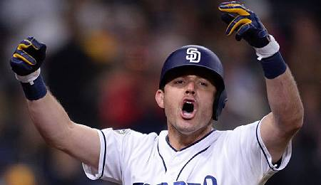 Ian Kinsler is about to make history for the San Diego Padres.