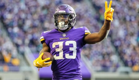 Dalvin Cook is becoming a more dangerous weapon for the Minnesota Vikings.
