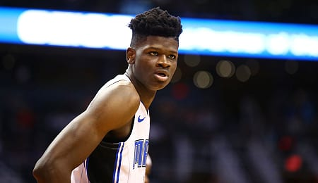 Mo Bamba is going to see more action for the Orlando Magic.