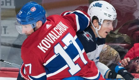 Ilya Kovalchuk has been a nice addition for the Montreal Canadiens.
