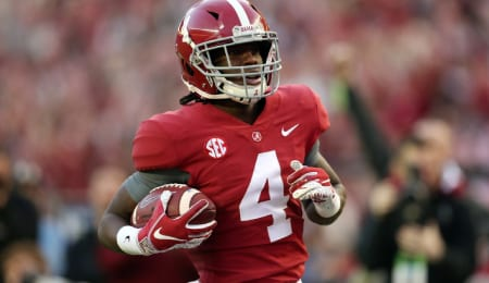 Alabama Crimson Tide's Jerry Jeudy could be the first wide receiver taken in the 2020 NFL Draft.