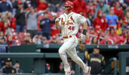 Paul Goldschmidt is hoping to have a better second season with the St. Louis Cardinals.