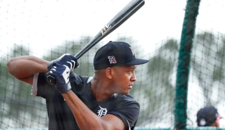 Jonathan Schoop revitalized his career for the Detroit Tigers.