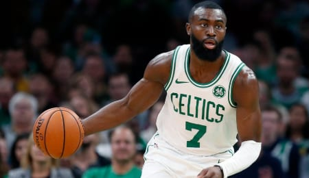 Jaylen Brown took a massive step forward for the Boston Celtics.