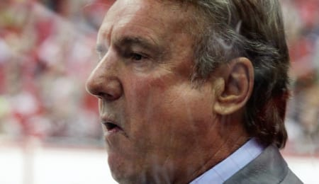 Rick Bowness guided the Dallas Stars to within two wins of their second Stanley Cup championship.